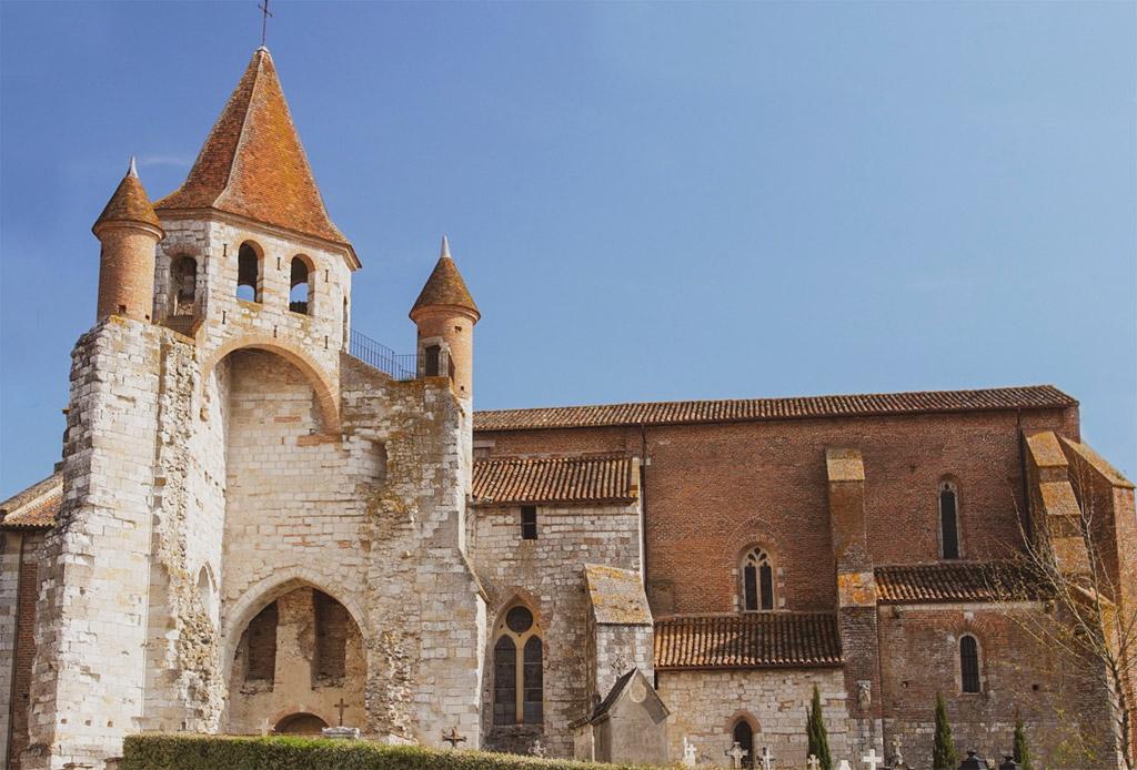 Eglise saint pierre auvillar