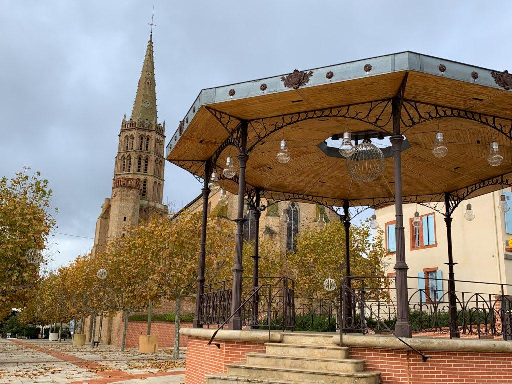 L'église Notre-Dame-de-la-Visitation