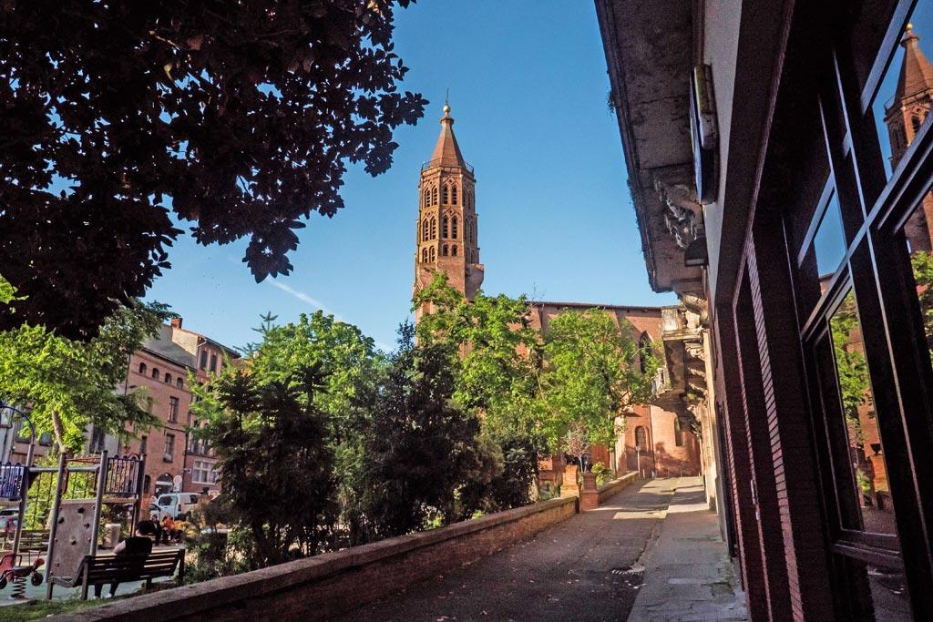 Les briques rouges de Montauban