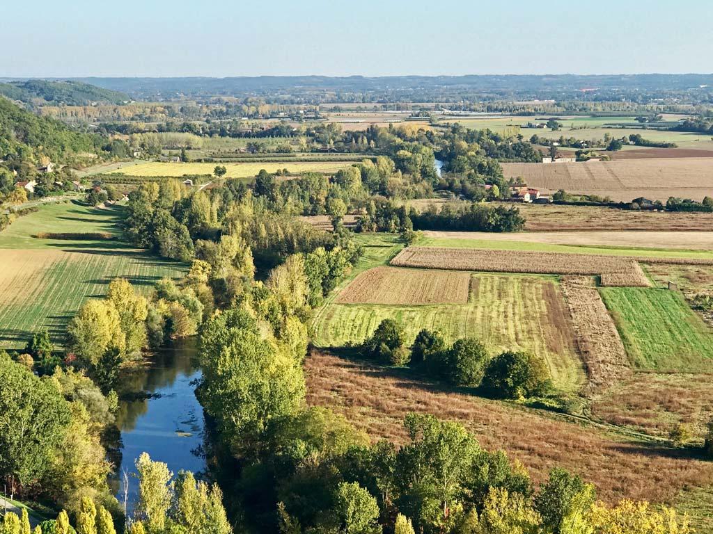 Le Tarn et Garonne propice à la vigne avec ses vallées fluviales