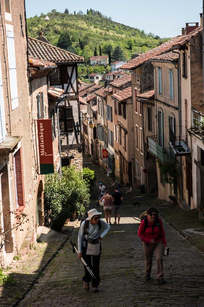 Compostelle dans le Tarn Aveyron