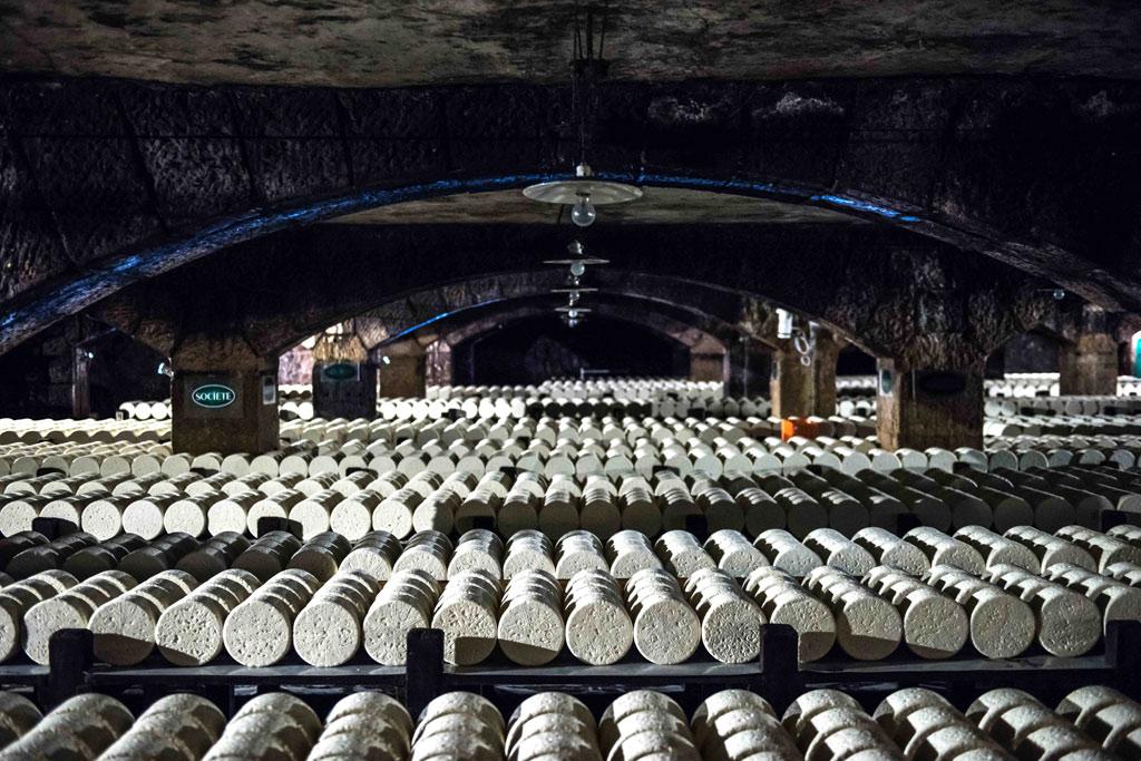Les caves de Roquefort (Société)