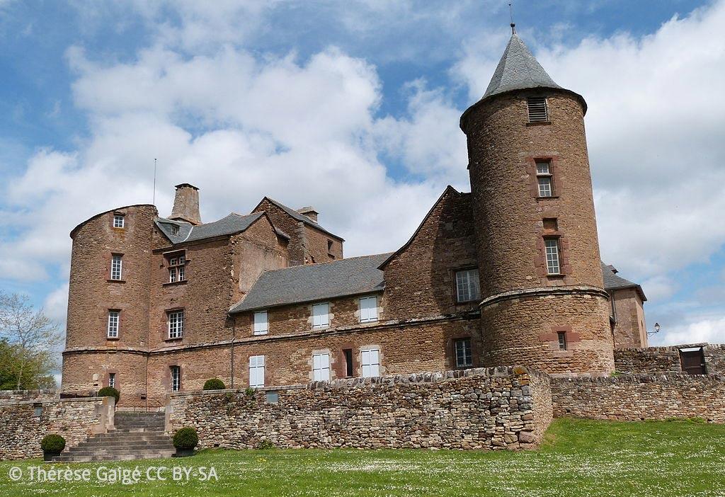Le Château de la ville d'Onet-le-Château