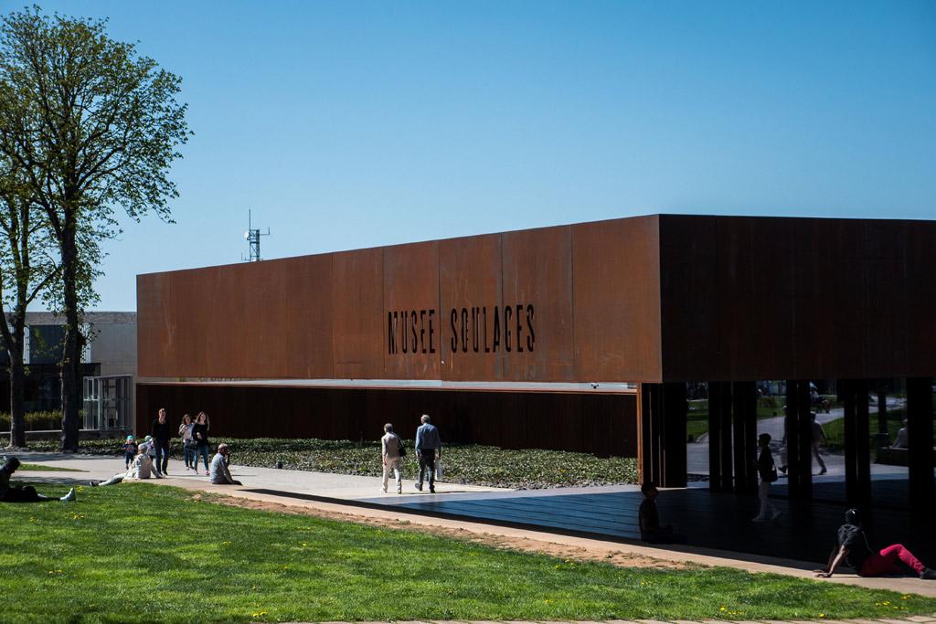 Rodez et le musées Soulages