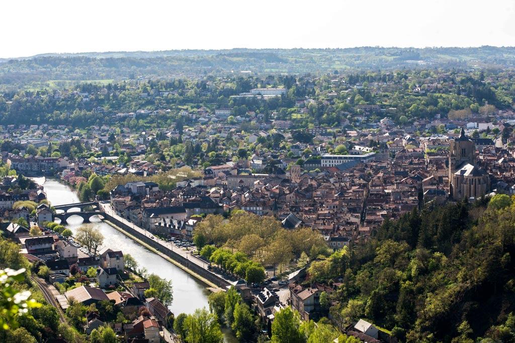 Villefranche-de-Rouergue, une bastide dynamique