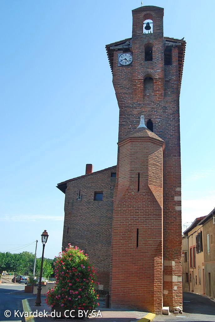 Lescure d'Albigeois, Tour de l'Horloge