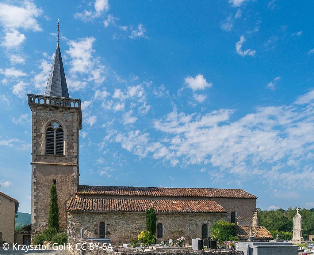 Saint-Pierre-Es-Liens à Milhars