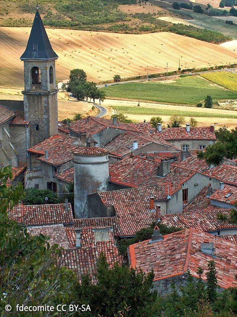 Lautrec, belle cité médiévale