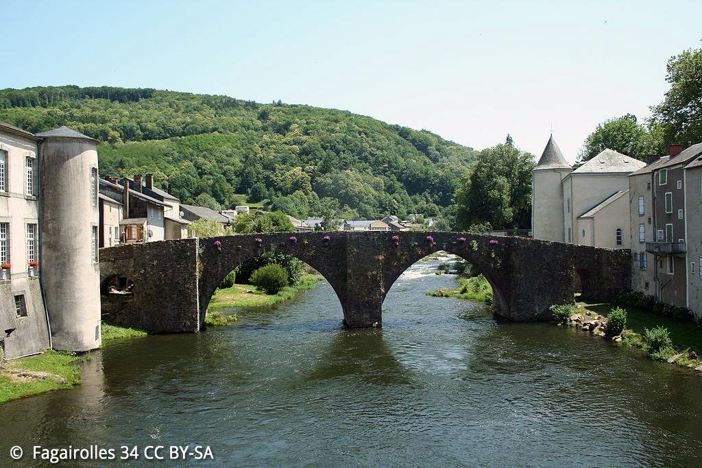 Pont vieux de Brassac