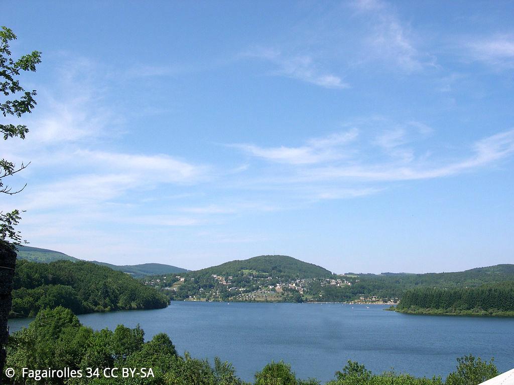 Lac du Laouzas à Nages