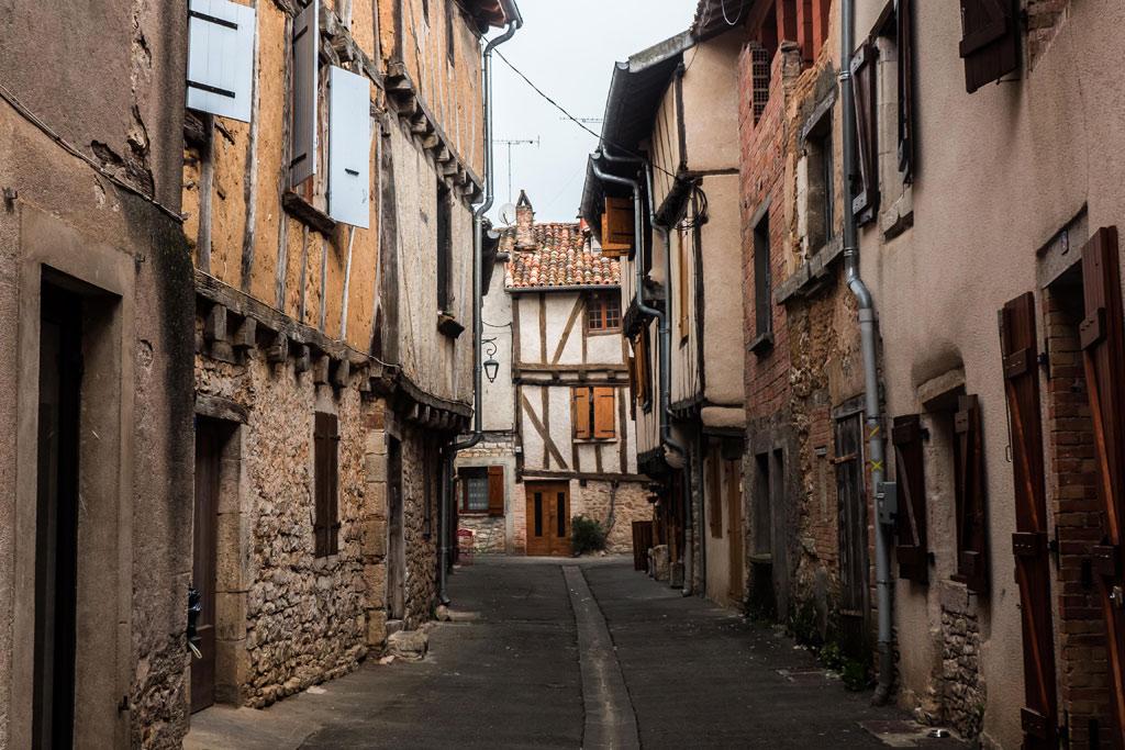 Village médiéval de Montricoux