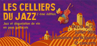 Les celliers du jazz