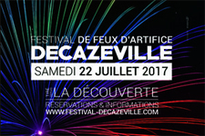 Festival feux d'artifices Decazeville