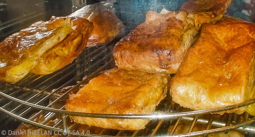 Le Pumpet nécessite une très bonne pâte feuilletée